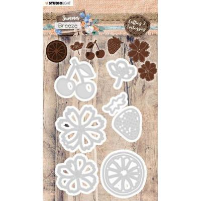 StudioLight Embossing Die Cut Stencil - Essentials Nr. 287
